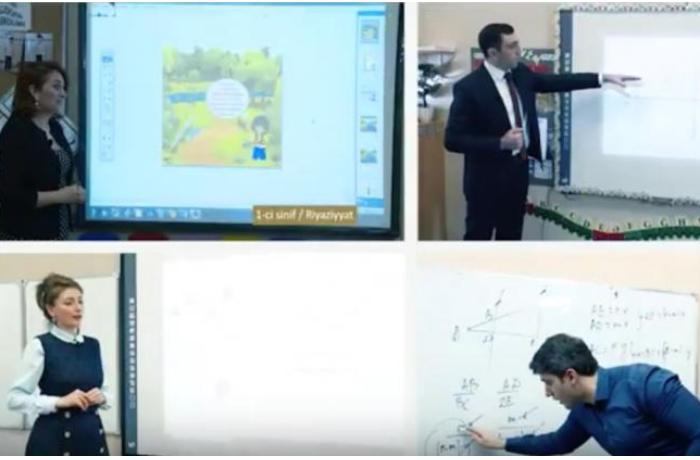 """""""Dərs vaxtı"""" proqramının 30 mart cədvəli açıqlandı"""
