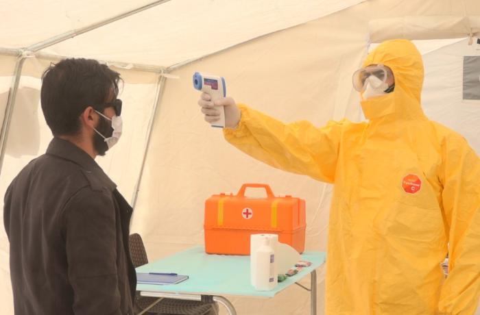 Azərbaycanda koronavirusa görə 25 mindən artıq test edildi - RƏSMİ