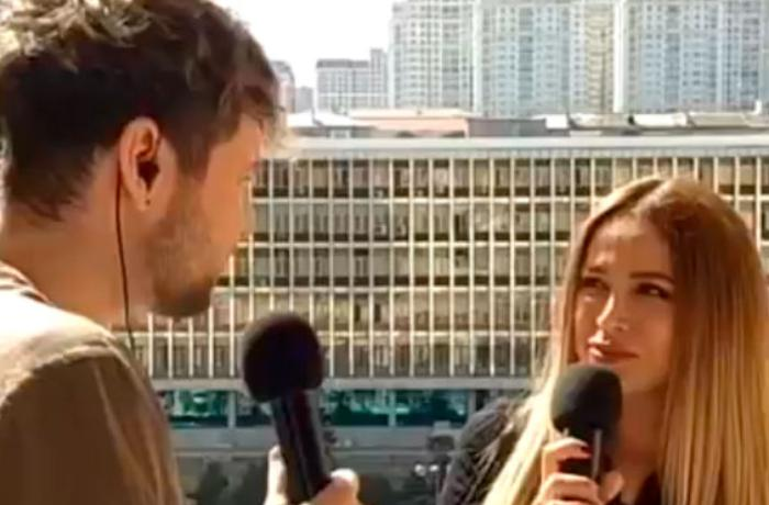 Nigarla Eldar eyvanda konsert verir - VİDEO