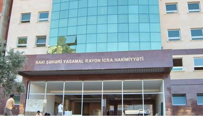 Yasamal İcra Hakimiyyəti dezinfeksiya işləri apardığını dedi – Sakinlər yalanladı - FOTOLAR