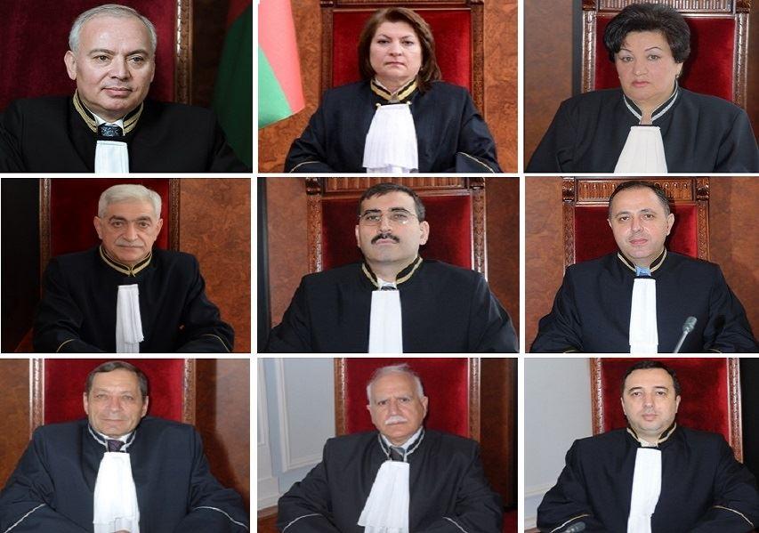 Parlament seçkilərinin nəticələrini təsdiqləyən hakimlər - Onlar kimlərdi?. ...