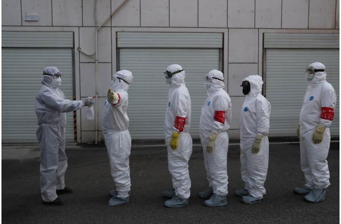 Corona virüsünde son durum: Wuhan'da bir ilk yaşandı
