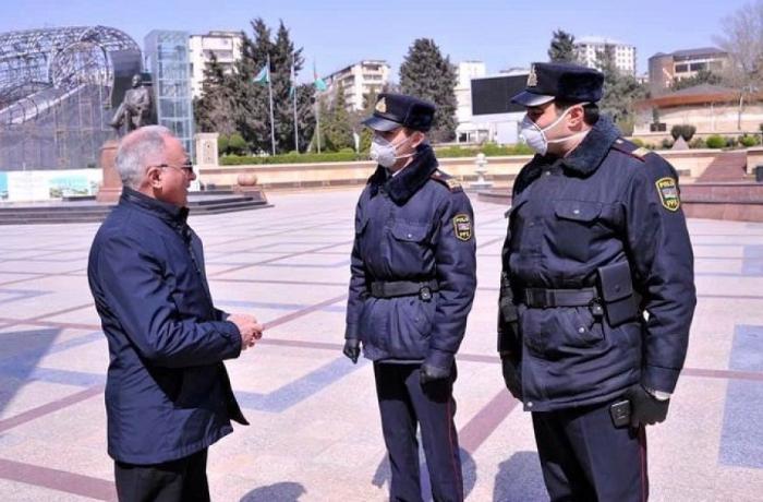 МВД: Граждан не штрафуют за неиспользование медицинских масок и перчаток