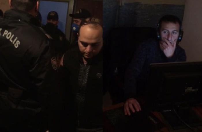 Bakıda karantin rejimi qaydalarını pozan internet klubunun sahibi cərimələndi - VİDEO