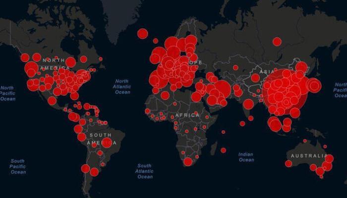 Dünyada koronavirusdan ölənlərin sayı 700 minə yaxınlaşır