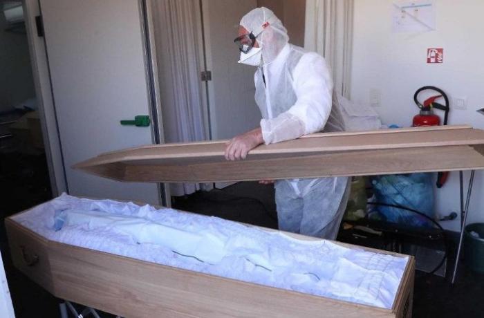 İranda daha 75 koronavirusdan nəfər vəfat etdi