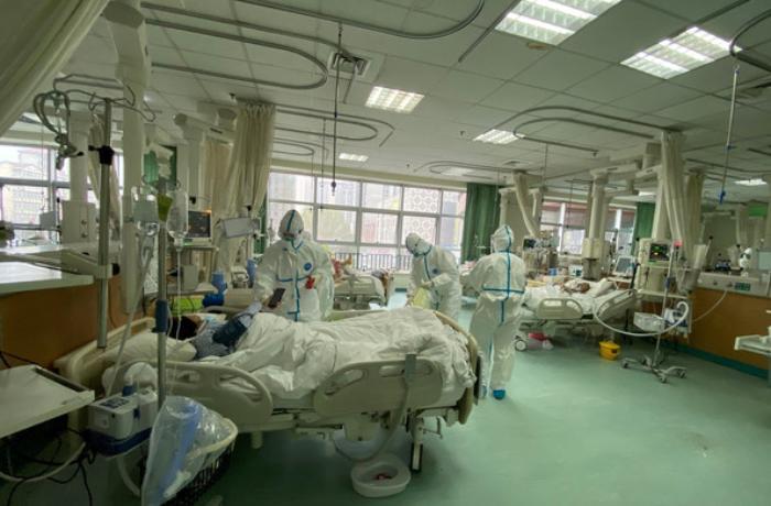 Rusiyada son 24 saatda 100-dən çox insan COVID-19-dan öldü