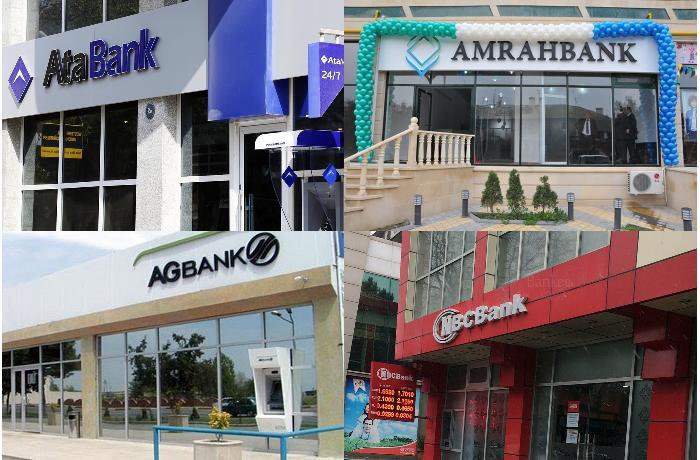 Bağlanmış 4 bank üzrə ödənilmiş kompensasiyanın MƏBLƏĞİ AÇIQLANDI