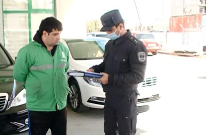 Gəncədə karantin rejimini pozanlar cərimələndi