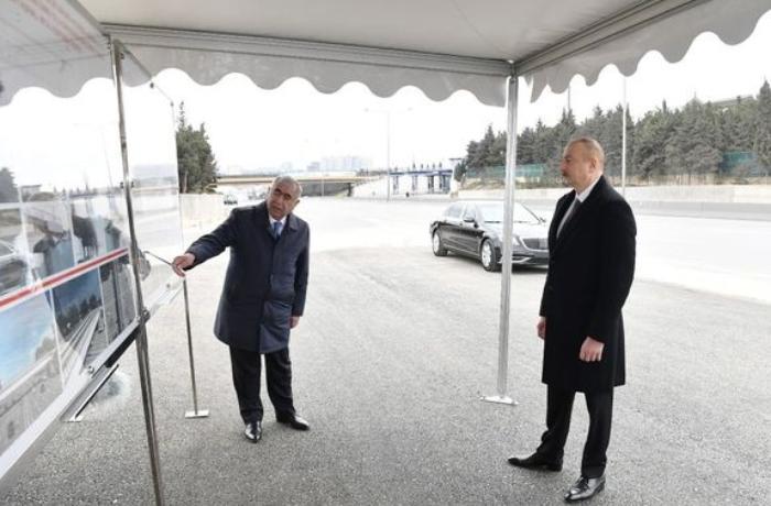 """""""Bakıda tıxacdan tərpənmək mümkün deyildi"""" - Prezident"""