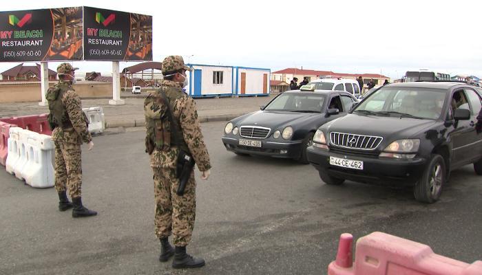 595 maşının postlardan keçmək cəhdinin qarşısı alındı