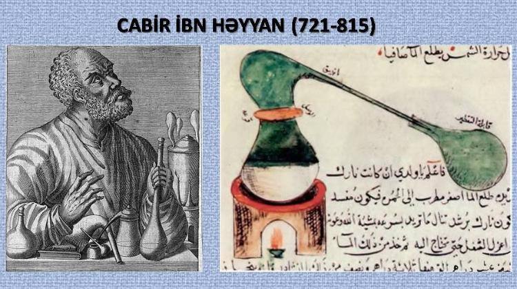 Kimya elminin təməlini atan: Cabir İbn Həyyan