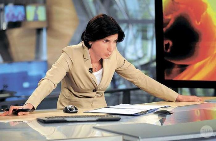 """İradə Zeynalova hər kəsi şoka saldı: """"Rusiyada 40 min nəfər koronavirusdan ölüb"""" - VİDEO"""