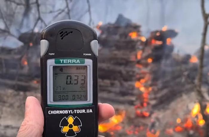 Ukrayna hökuməti: Çernobildə radiasiya səviyyəsi 16 dəfə artıb