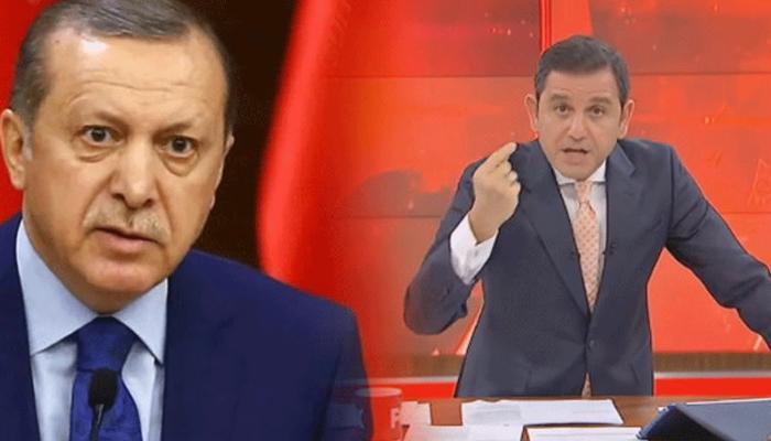 Ərdoğan tanınmış jurnalisti məhkəməyə verdi - SƏBƏB