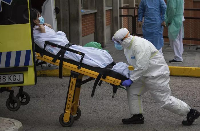 Braziliyada koronavirusa yoluxanların sayı 1,5 milyonu ötdü