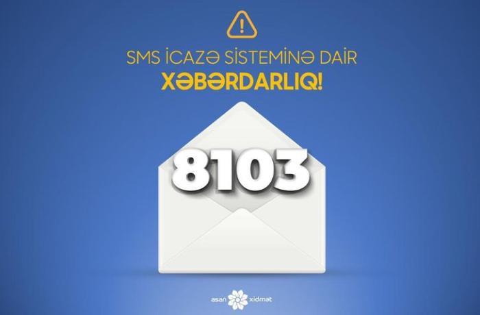SMS kodlarından sui-istifadə halları ilə bağlı RƏSMİ XƏBƏRDARLIQ