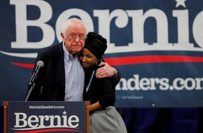 ABŞ-da Sanders seçkilərdə iştirakdan imtina etdi