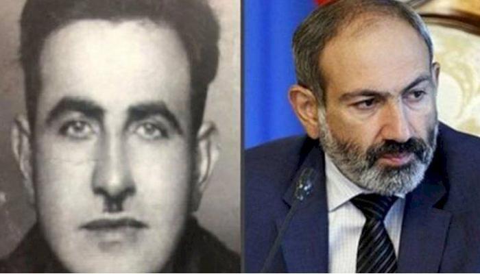 СМИ: Дед Пашиняна сотрудничал с нацистами