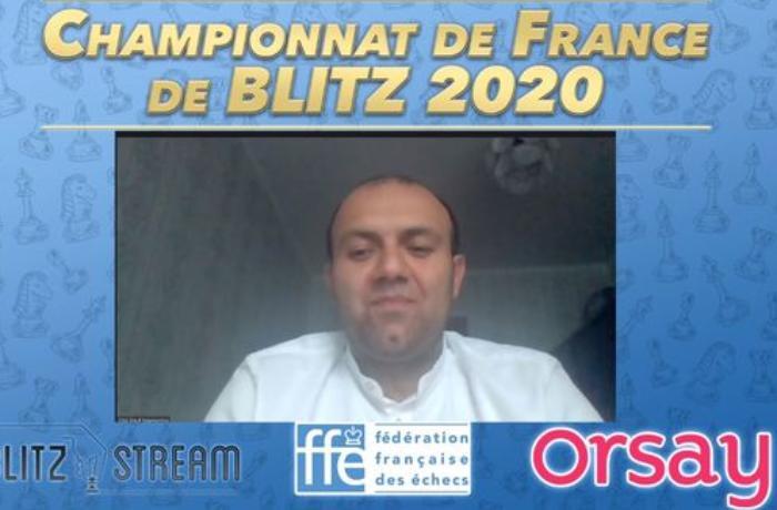 Azərbaycanlı şahmatçı Fransa çempionu oldu