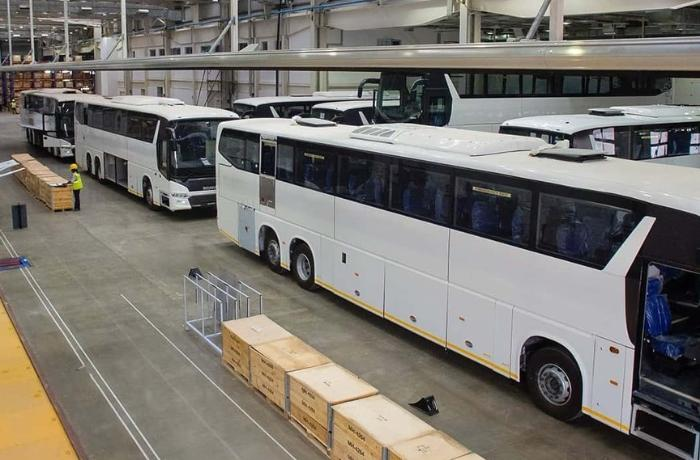 Azerbaijan to start bus manufacture this year