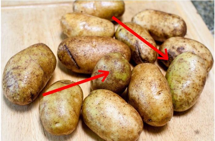 Belə kartofları yeməyin - İflic ola bilərsiniz