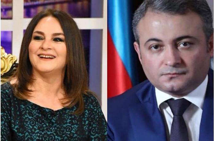 """Məlahət Abbasova: """"AzTV-də mənə böhtan atdılar, Rövşən Məmmədov verilişimin davam etməsi üçün pul istədi"""""""