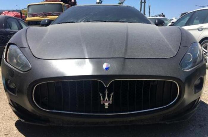 İnterpolun axtardığı avtomobil Türkiyədə tapıldı