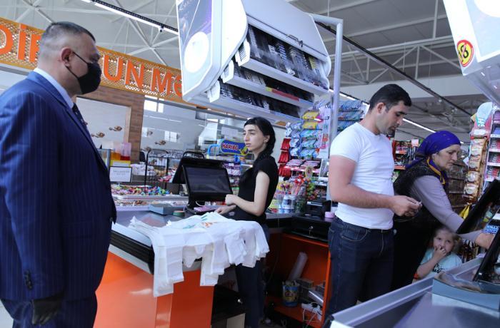 """Nazirlik 744 obyektdə nöqsan aşkarlandı: """"OBA market"""", """"Qoç ət""""… - FOTOLAR"""