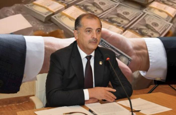 DTX-nin həbs etdiyi Vilyam Hacıyev sahibkardan 172 min manat rüşvət alıb -  ...