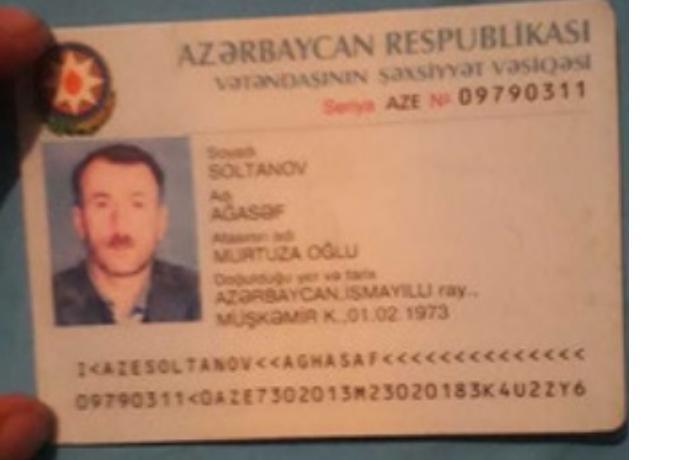 Azərbaycanda kişi avtomobilində silahla qətlə yetirildi - FOTO
