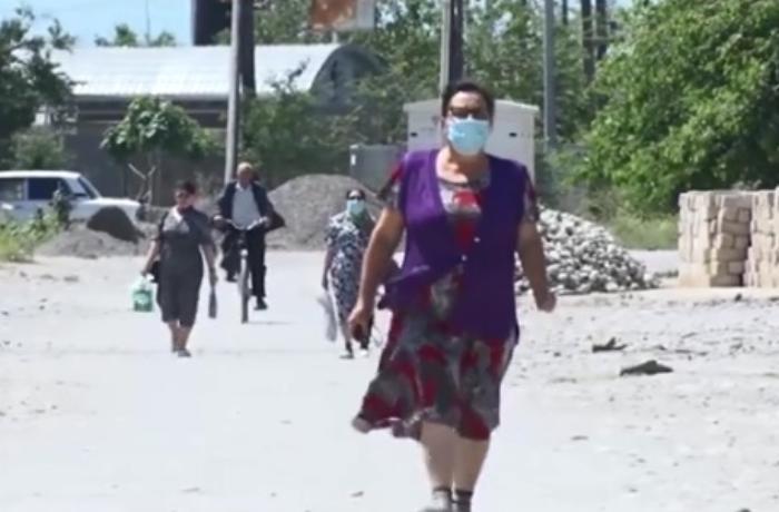 Azərbaycanda 12 nəfərin koronavirusa yoluxduğu kənddən VİDEOREPORTAJ