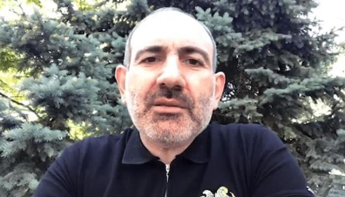Ermenistan'ın Başbakanı Nikol Paşinyan corona virüsü olduğunu duyurdu