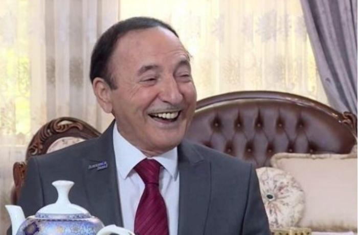 Teymur Mustafayevin nəvəsi: