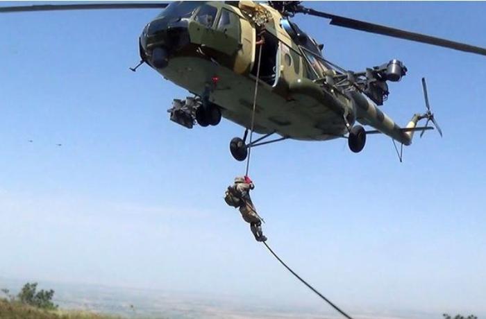 Azerbaijan Army's Units conducted exercises in mountainous terrain - VIDEO