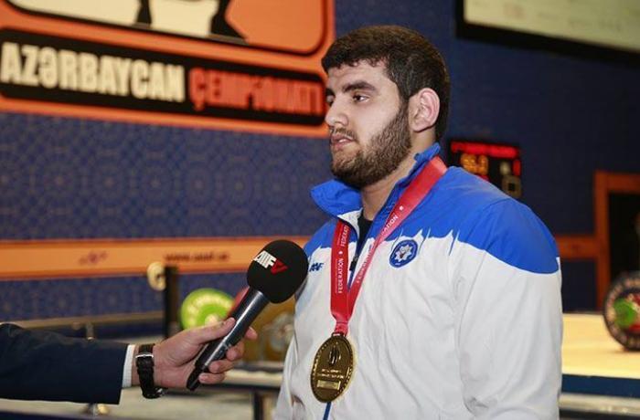 Azərbaycan idmançısı 12 il müddətinə diskvalifikasiya olunub