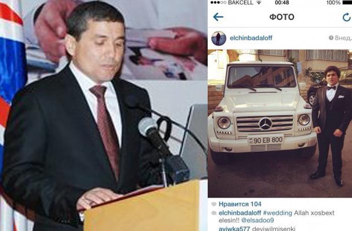 SOCAR-ın vitse-prezidentinin oğlu sanatoriya açıb – FOTOFAKT