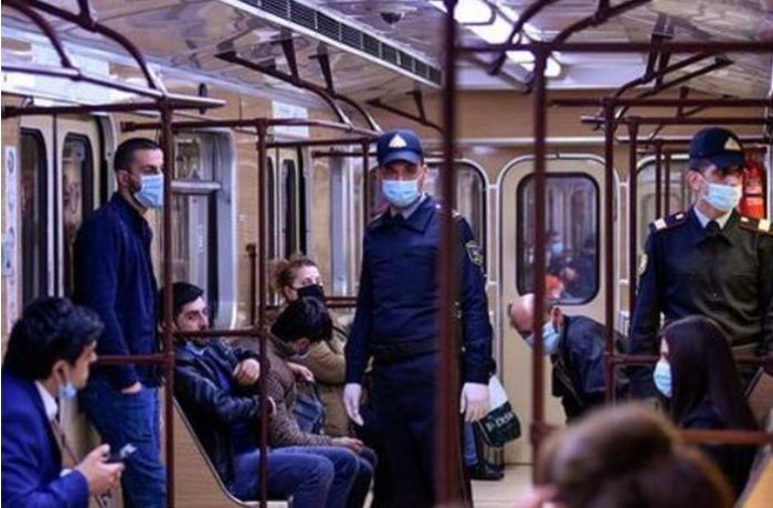 Son 8 ayda metrodan istifadə edənlərin sayı açıqlandı