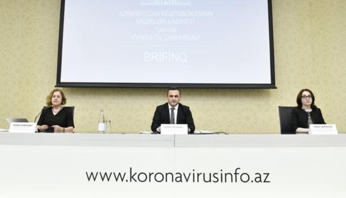 Azərbaycanda koronavirus və karantin rejimi ilə bağlı son vəziyyət açıqlanır - VİDEO
