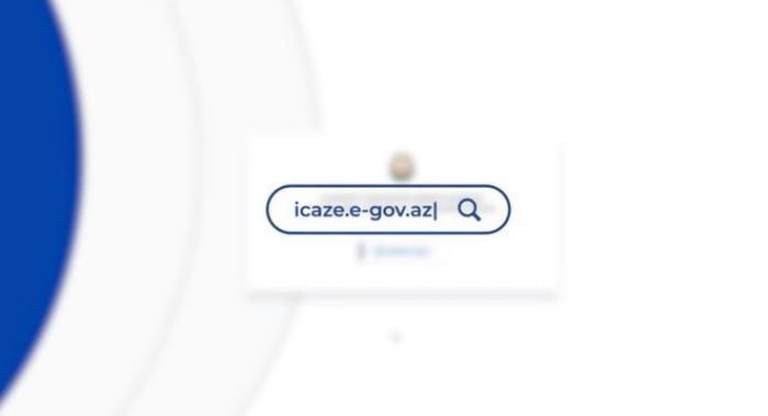 icaze.e-gov.az portalının fəaliyyəti yenidən aktivləşdirildi