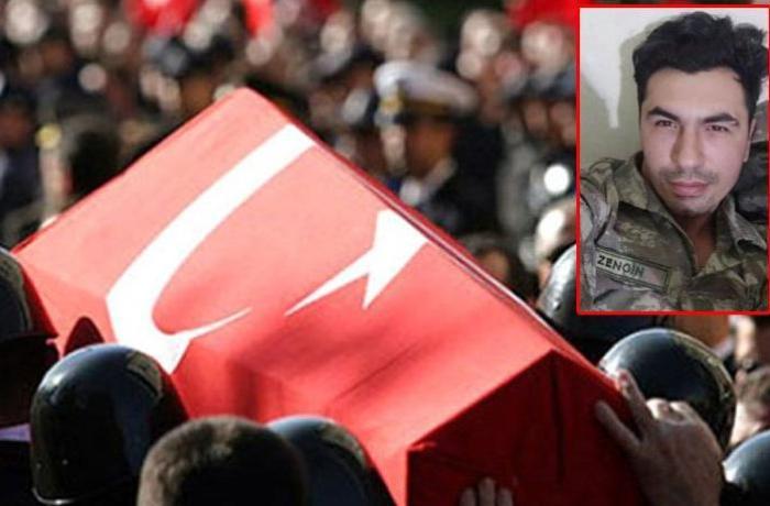 Türkiyə Suriyada şəhid verdi