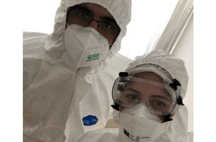 Azərbaycanda daha bir həkim koronavirusa yoluxub - FOTO