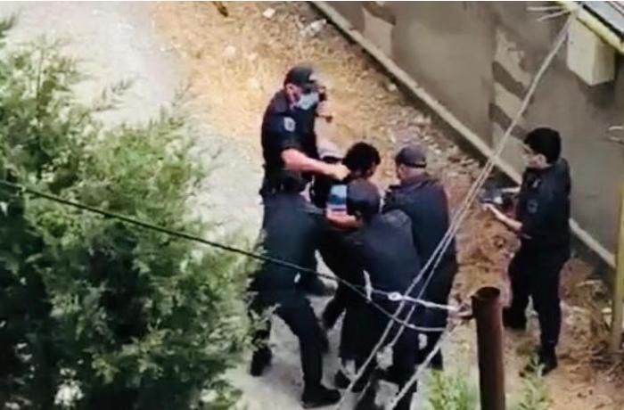 Karantin qaydalarını pozan şəxs barəsində cinayət işi açıldı - FOTO - VİDEO