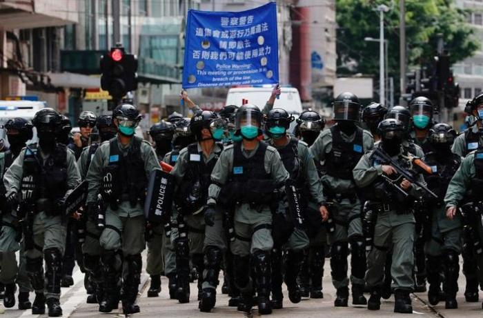 Çində mübahisəli qanunun qəbulu kütləvi etirazlara səbəb oldu