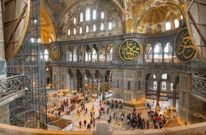 Ayasofya 86 ildən sonra yenidən məscid kimi fəaliyyət göstərəcək?