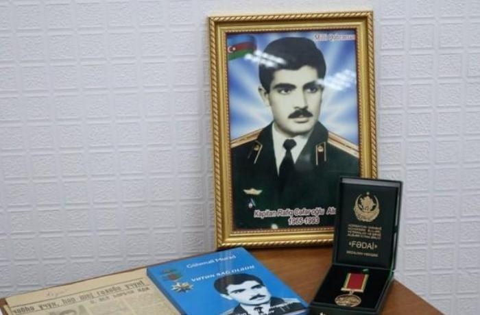 Milli qəhrəman Rafiq Alıcanovun doğum günüdür