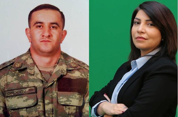 Şəhid haqqında çəkilən filmə televiziyalarımız qapılarını bağladı - Afət Telmanqızı