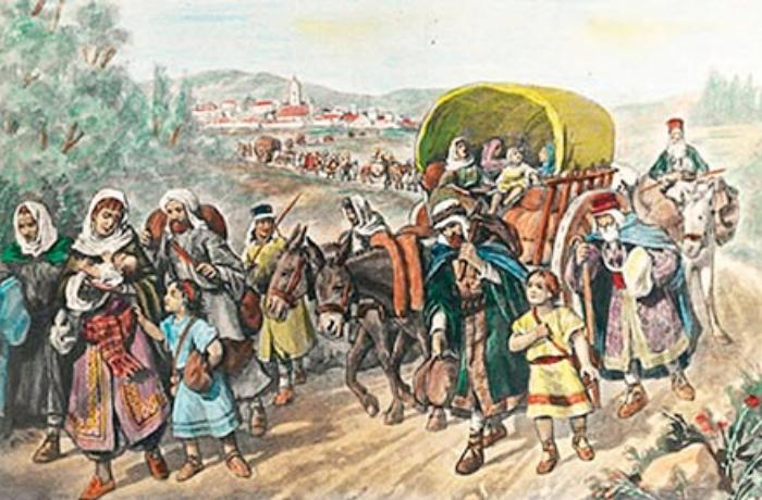 Moriskolar və müsəlmanların İspaniyadan sürgün edilməsi…