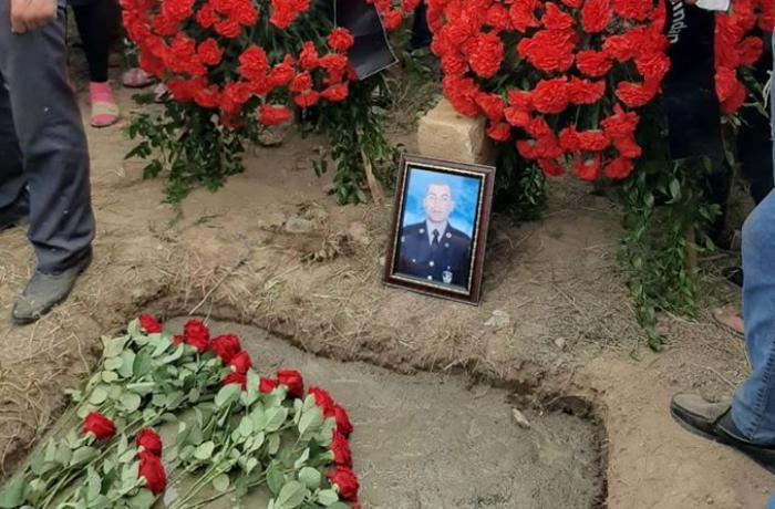 Azərbaycan Ordusunun şəhid olan hərbçisi Ağstafada dəfn edildi - VİDEO - YENİLƏNİB