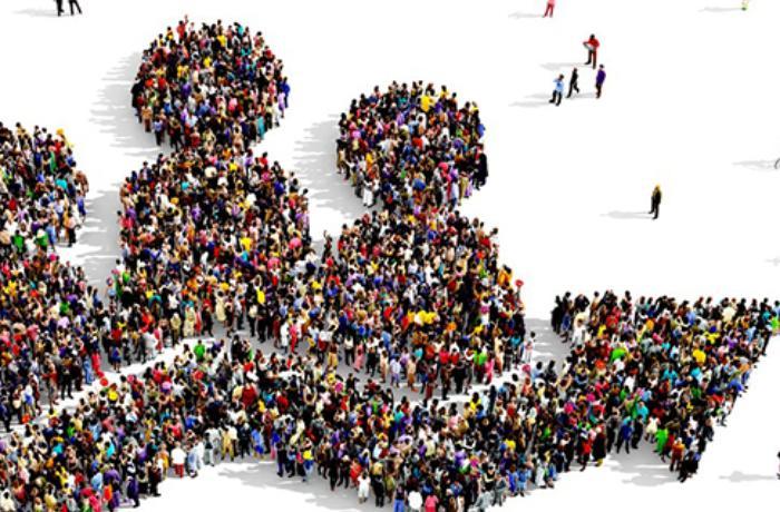 Avrupa'nın nüfusu 447,7 milyon oldu
